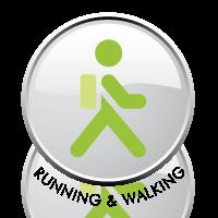 Running and Walking