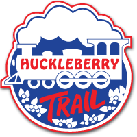 Huckleberry Trail Logo
